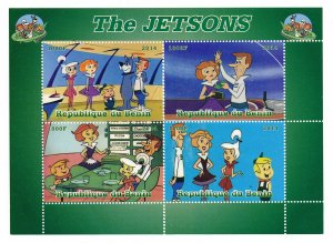 Jetsons, Benin - 2014 stamps, Mint Sheet