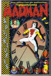 MADMAN ADVENTURES, TPB, GN, 1st, Mike Allred, 1995, NM