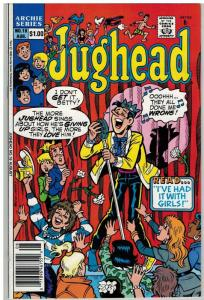 JUGHEAD (1987-1993) 19 VF+ Aug. 1990