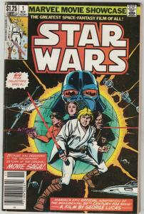 Star Wars Movie Adaptation 1 (Nov-82) VF+ High-Grade Signed by H.Chaykin Artist