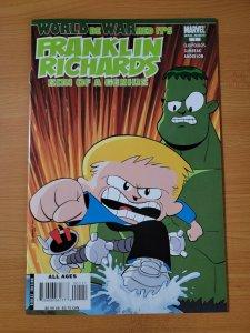 Franklin Richards World Be Warned #1 One-Shot ~ NEAR MINT NM ~ 2007 Marvel Comic