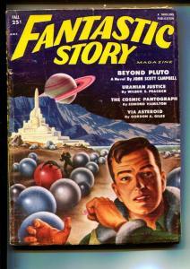 Fantastic Story-Pulps-Fall/1951-John Scott Campbell-Mack Reynolds