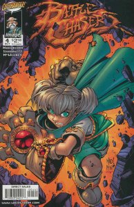 Battle Chasers #4A VF/NM; Image | save on shipping - details inside