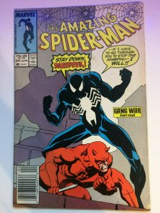 Amazing Spider-Man #287 VF+ Daredevil Appearance Collectible Comic Marvel 1987