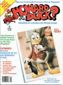 HOWARD the DUCK Magazine #1 2 3 4 5 6 7 8 9, VF/NM, Beatles, 1979, 9 issues