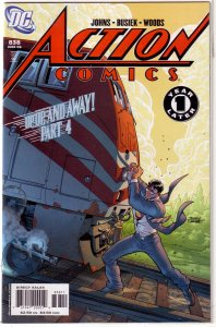 Action Comics   vol. 1   #838 FN (One Year Later, Up, Up, and Away! 4) Johns