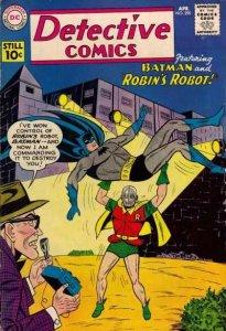 Detective Comics (1937 series) #290, Good+ (Stock photo)