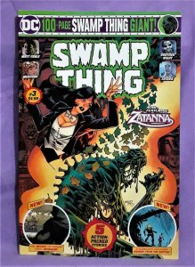 Wal-Mart Exclusive SWAMP THING GIANT #3 John Constantine Zatanna (DC, 2019)!
