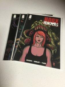 Hoax Hunters 11 12 13 Nm Near Mint Image Comics