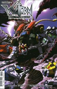 Voltron: From The Ashes #3 VF/NM; Dynamite   save on shipping - details inside
