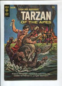 TARZAN #150 1965-GOLD KEY-EDGAR RICE BURROUGHS-NM