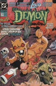 Demon, The (3rd Series) #19 VF; DC   save on shipping - details inside