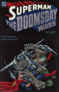 DC SUPERMAN: THE DOOMSDAY WARS #3 VF/NM