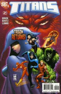 Titans (3rd Series) #2 VF/NM; DC | save on shipping - details inside