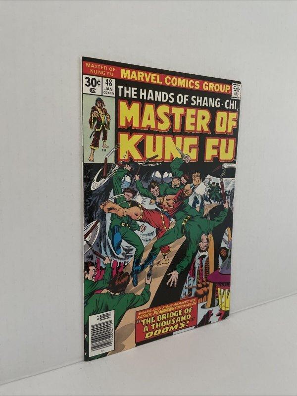 Master Of Kung Fu #48