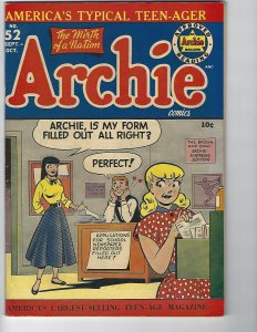 Archie 52