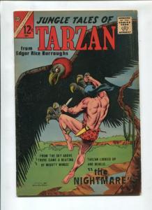 JUNGLE TALES OF TARZAN #3  1965-CHARLTON-SAM GLANZMAN-VG