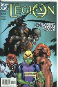 The Legion numero 11