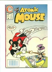 ATOMIC MOUSE 1-1984-AL FAGO-FLYING MOUSE VF