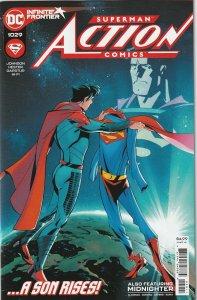 ACTION COMICS # 1029 (2021) COVER A