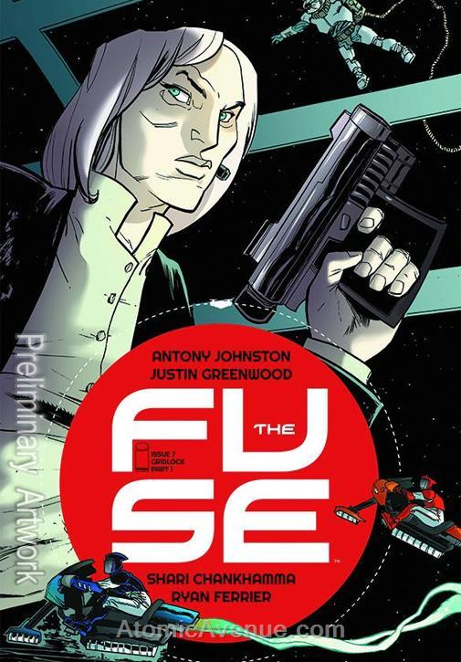 Fuse, The #7A VF/NM; Image | save on shipping - details inside