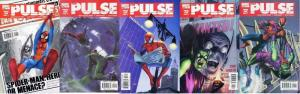 PULSE (2004) 1-5 Thin Air complete premiere story arc