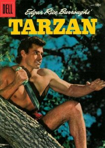 Tarzan (1948 series) #80, VG (Stock photo)
