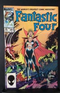 Fantastic Four #281 (1985)