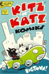 Kitz 'n' Katz Komiks #3, NM (Stock photo)