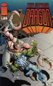 Savage Dragon, The #10 VF; Image | save on shipping - details inside
