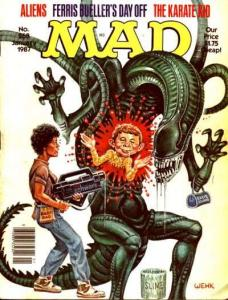 Mad (1952 series) #268, Fine+ (Stock photo)