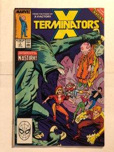 X-Terminators #1 (1988)