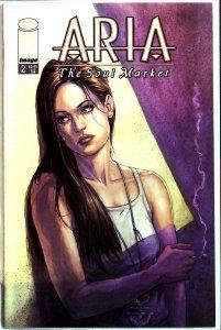 Aria: The Soul Market #2 (2001)