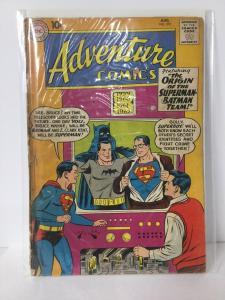 Adventure Comics 275 2.0 Gd Good Cover Detached DC Comics SA