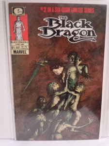 The Black Dragon #2