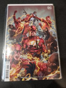 Flash 57 2018 Cover B Variant Howard Porter Cover 1st Print DC NM