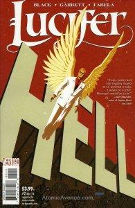 Lucifer (Vertigo, 2nd Series) #2 FN; DC/Vertigo | save on shipping - details ins