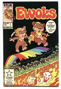 Ewoks #1 1985 Star/Marvel Star Wars comic book