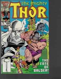 Thor #368 (Marvel, 1985) NM-