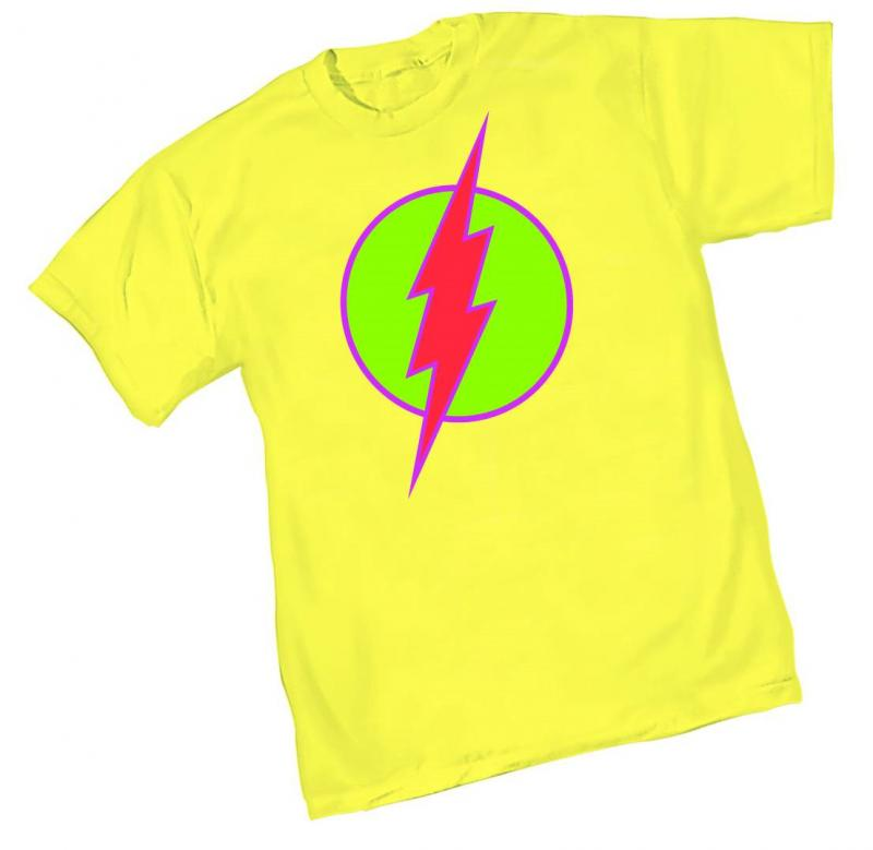 NEO-FLASH SYMBOL T-SHIRT 3X-LARGE GRAPHITTI DESIGNS NEW