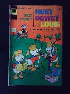 Huey, Dewey and Louie Junior Woodchucks #27 (1974)