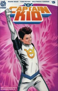 Captain Kid #5 VF; AfterShock | save on shipping - details inside