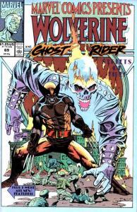 Marvel Comics Presents (1988 series) #69, NM- (Stock photo)