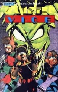 Hamster Vice (Eternity) #2 VF/NM; Eternity   save on shipping - details inside