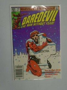 Daredevil #182 Newsstand edition 8.0 VF (1982 1st Series)