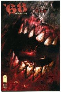 '68 JUNGLE JIM #4 B, NM,1st Print, Zombie, Walking Dead, Vietnam War,2013,Horror
