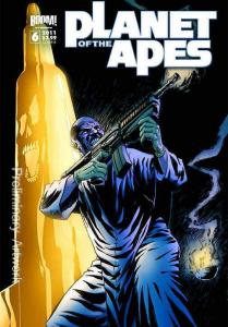 Planet of the Apes (5th Series) #6B FN; Boom! | save on shipping - details insid