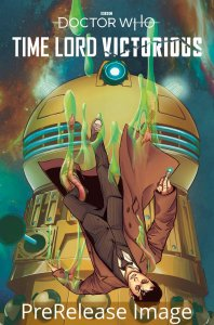 DOCTOR WHO TIME LORD VICTORIOUS (2020 TITAN) #1 VARIANT CVR B Pris PRESALE-09/02