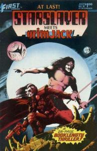 Starslayer (1982 series) #18, VF+ (Stock photo)