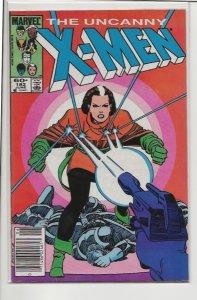 The Uncanny X-Men #182 (1984)